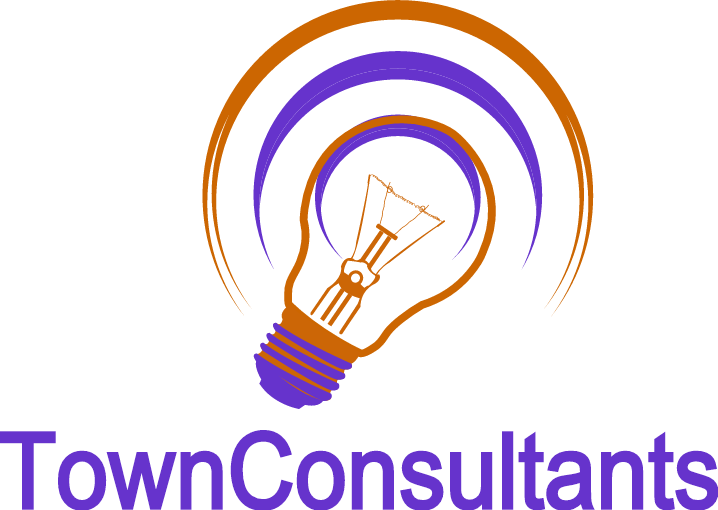 Town Consulting Logo