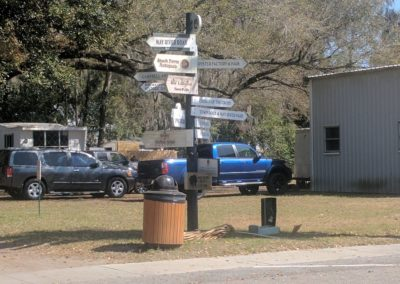 Bluffton Sign